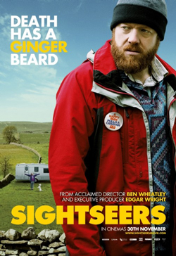 Sightseers 2012 poster
