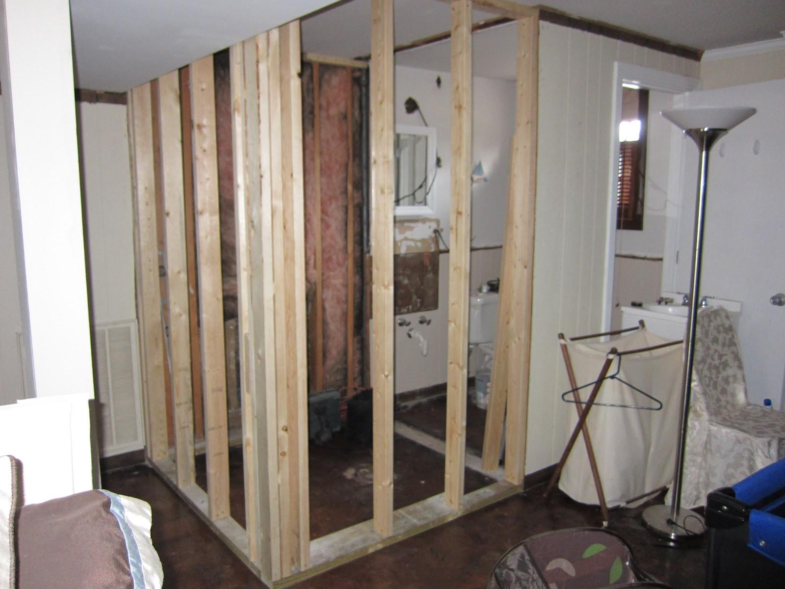 Frugal ain 39 t cheap diy bathroom addition for Bathroom addition