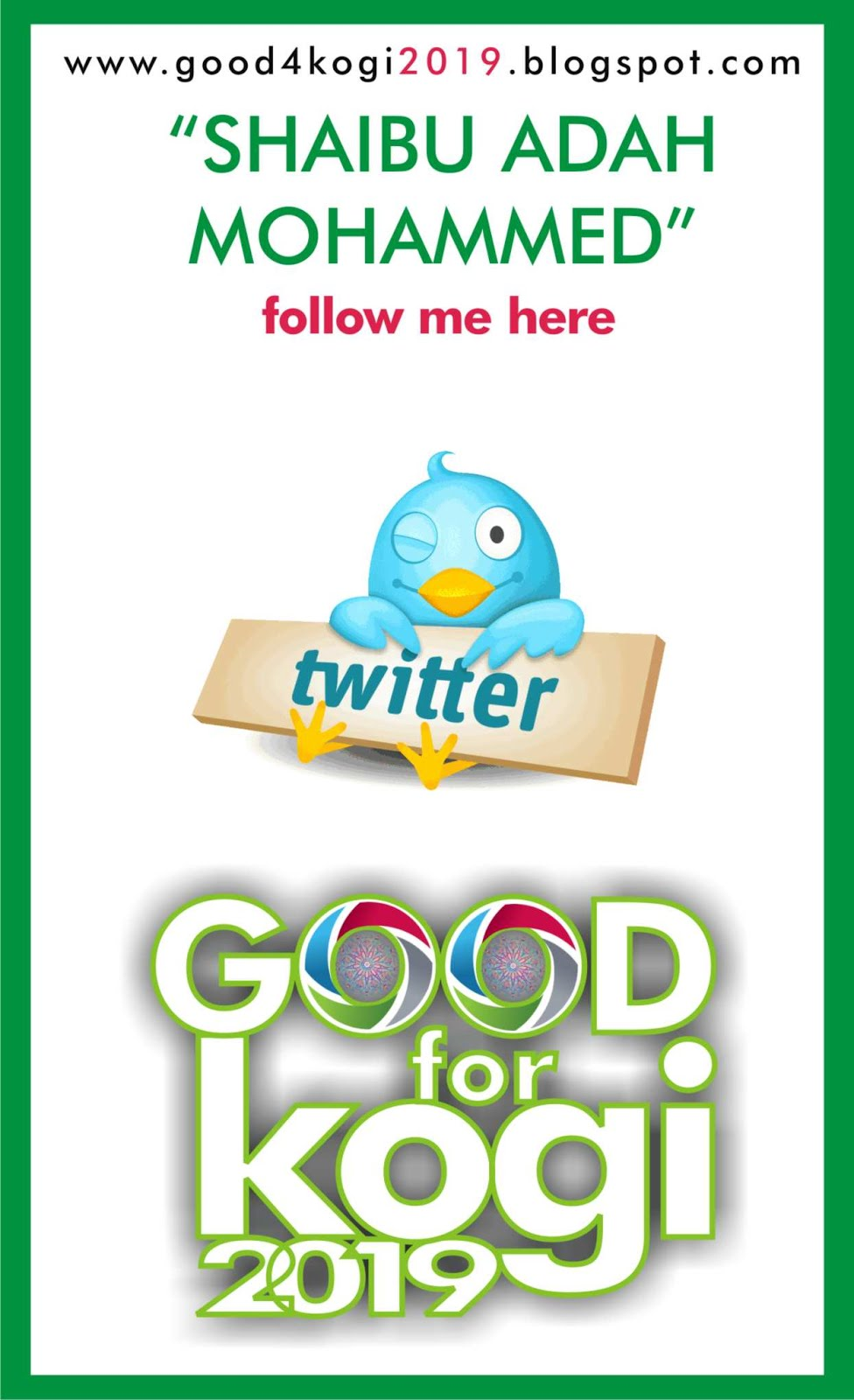 SEE OUR TWITTS HERE: JOIN US HERE