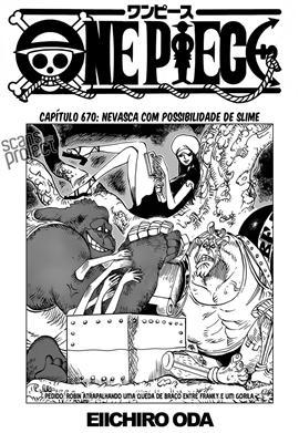 One Piece Mangá 670 Português akianimes.com