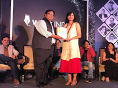Winner of TOI Write India