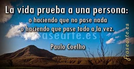 Mensajes motivadores de Paulo Coelho