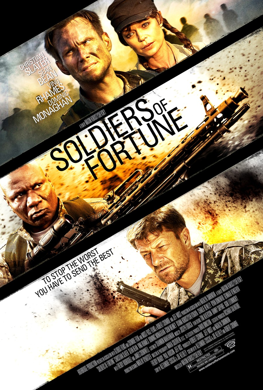 Soldiers Of Fortune (2012)