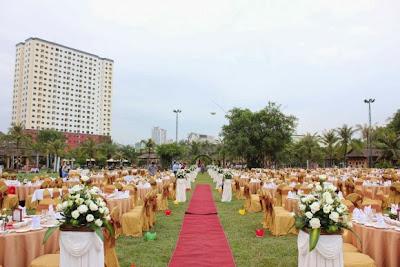 Địa điểm cưới tại tphcm khu du lịch Văn Thánh