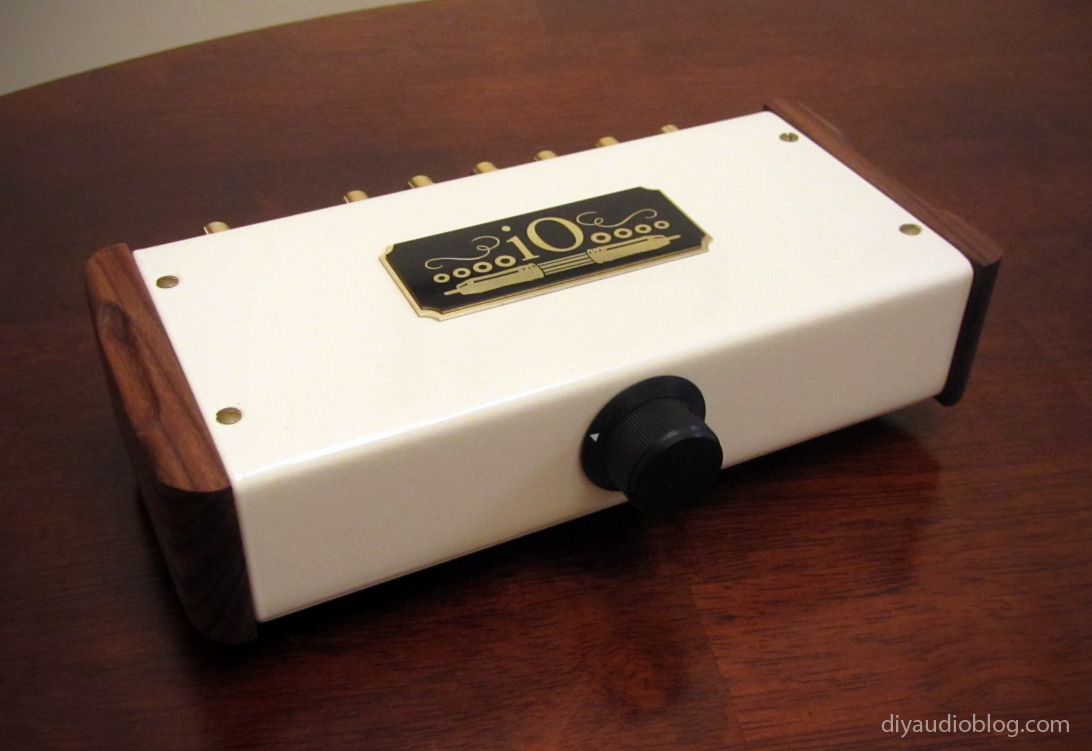 Audio Input Box : Diy audio electronics from zynsonix custom rca switch
