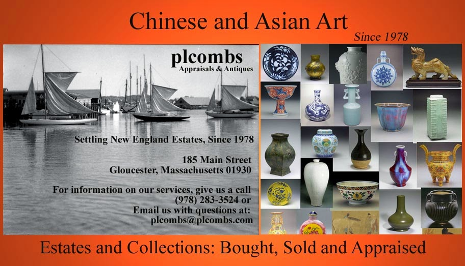 Chinese Antiques From Boston and North Shore