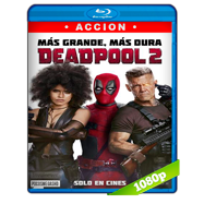 Deadpool 2 (2018) Theatrical Full HD 1080p Audio Dual Latino-Ingles