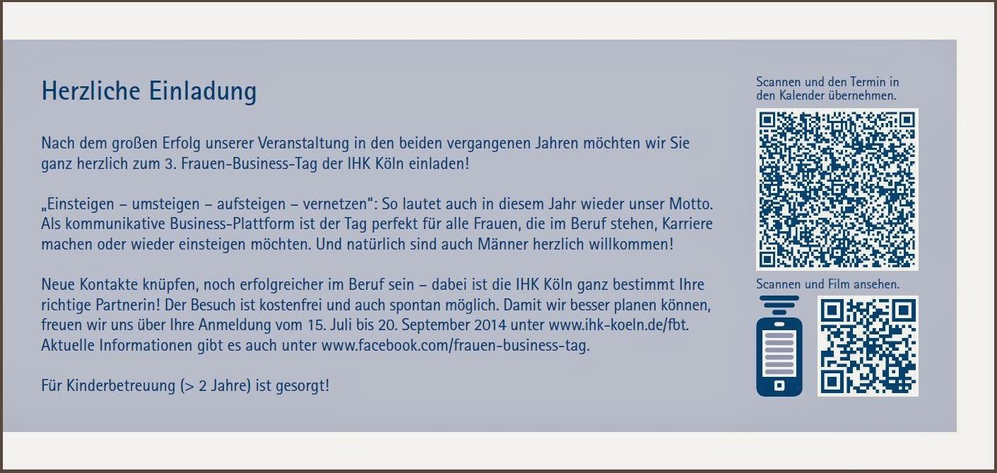 martinas hypno-block: einladung zum 3.frauen-business-tag 25.09, Einladung