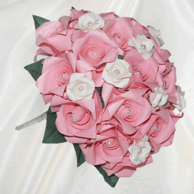 Pink Wedding Flowers Bouquets