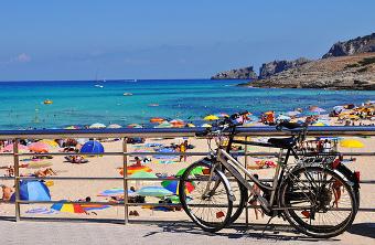 Ruta en bicicleta por la Bahía de Palma