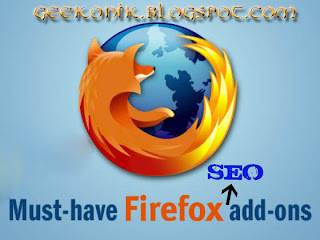 Must Have Firefox Extensions for Daily SEO