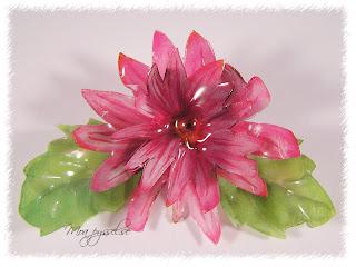 egna hemmagjorda blommor
