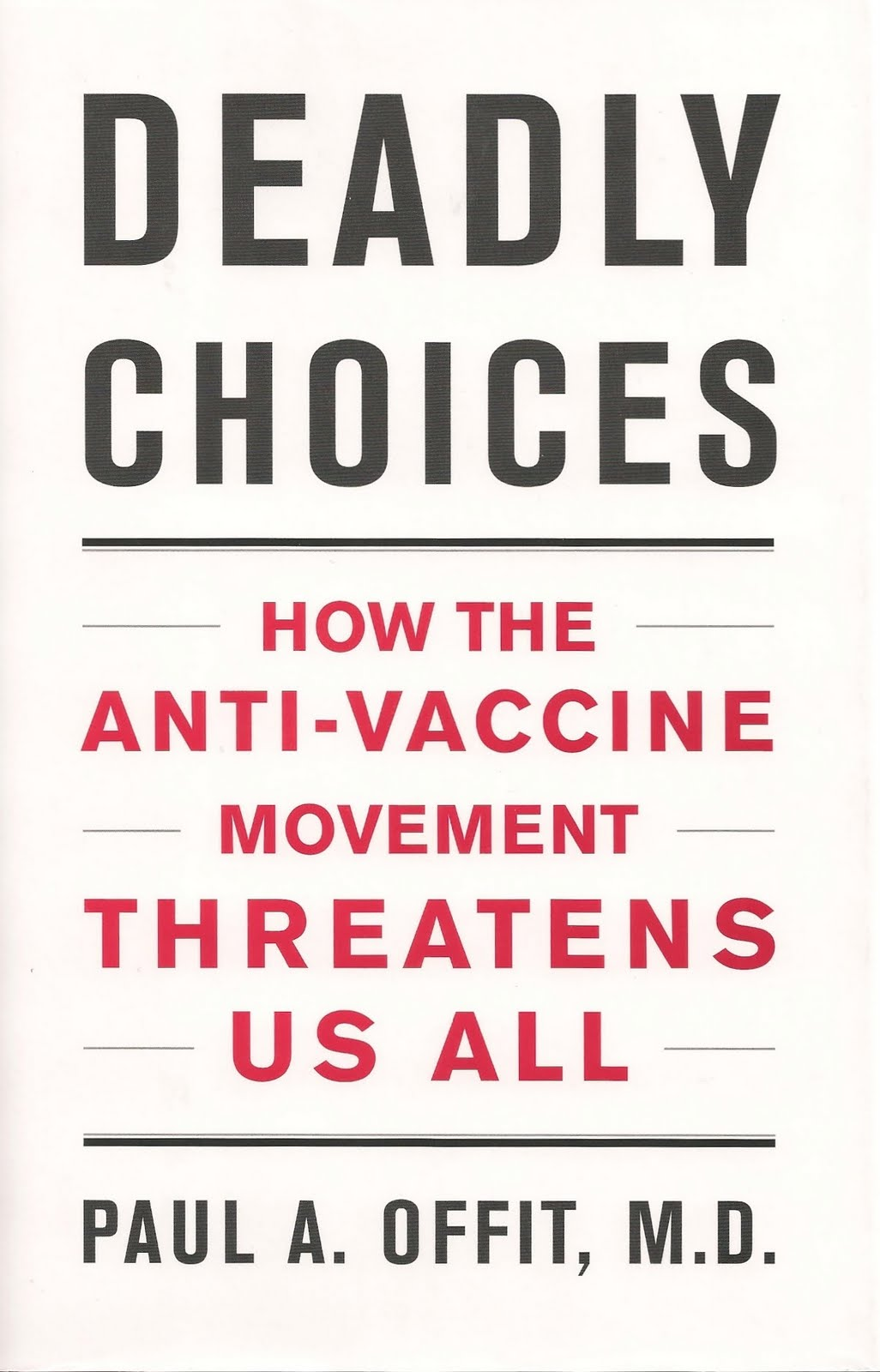 most readers are aware of the benefits of using vaccines to boost the immune system and prevent infectious disease many readers will not be aware of a very