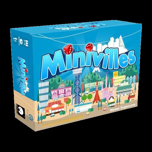 Boite minivilles