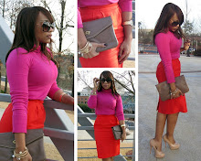 Fashion: Spring/Summer 2013 Trends (Pink & Orange)