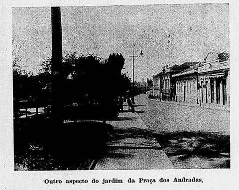 PRAÇA DOS ANDRADAS BARBACENA