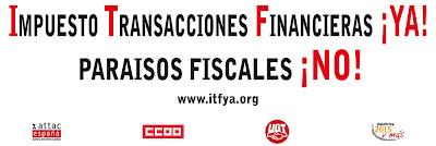 ¡Que paguen los especuladores!  Impuesto a las Transacciones Financieras (ITF)