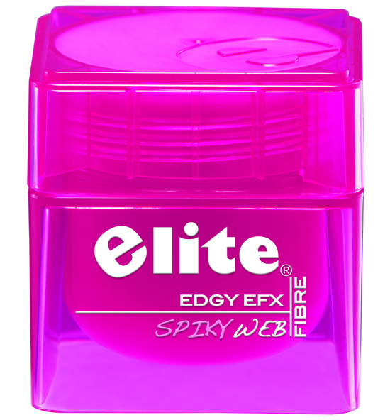 Elite Edgy EFX Spiky Web Fibre