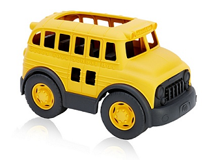 MyHabit: Save Up to 60% off Green Toys: School Bus: Made from 100% recycled plastic milk containers that save energy and reduce greenhouse emissions, completely earth-and-child friendly, no BPA, PVC, or phthalates, packaged in recycled materials