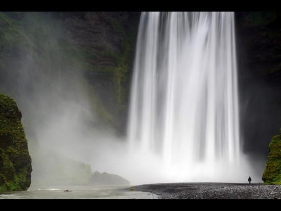 desktop wallpapers waterfalls. waterfall desktop wallpaper.