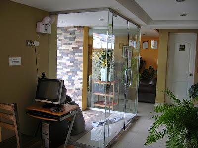 Recepción Hotel Golden Inca, Cusco, Perú, La vuelta al mundo de Asun y Ricardo, round the world, mundoporlibre.com