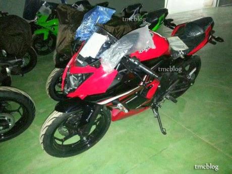 Kawasaki Ninja 250 Silinder Tunggal