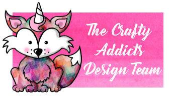 I design for: The Crafty Addicts