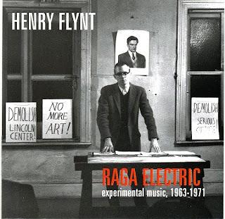 Henry Flynt, Raga Electric