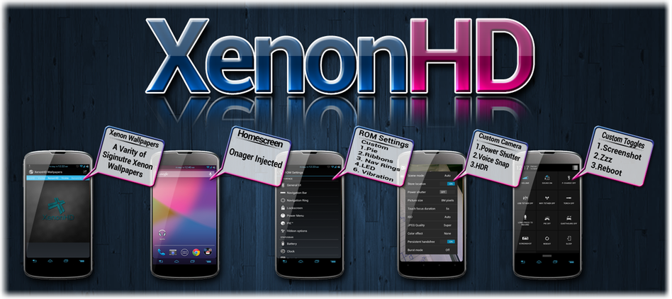 Install Official XenonHD Android 4.2.2 on Galaxy S4 I9505 Custom Firmware