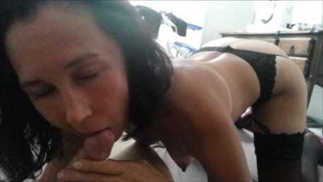 The Preacher, His Wife, and Me - Part 2 - cock sucking