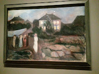 Edvard Munch at the MoMA
