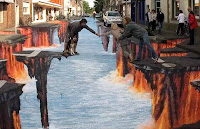 Road Painting Art 9