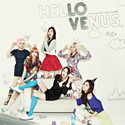 Hello Venus Second Mini Album