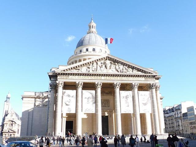 Panteon de París