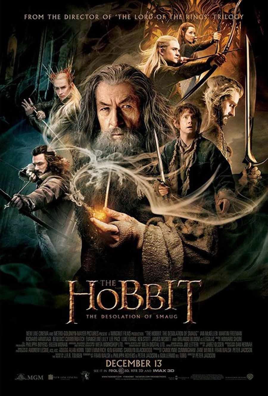 El Hobbit: La desolacion de Smaug (2013)