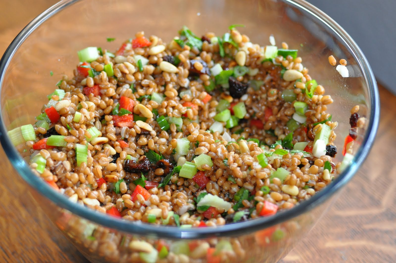 ... wheat berry spread vanilla berry whole wheat couscous breakfast pilaf