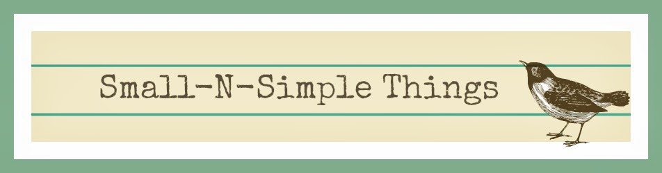 Small-n-Simple Things