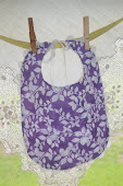 The Lavender Lovers Bib