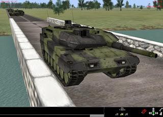 Game xe tăng - Bắn tung nóc nhà