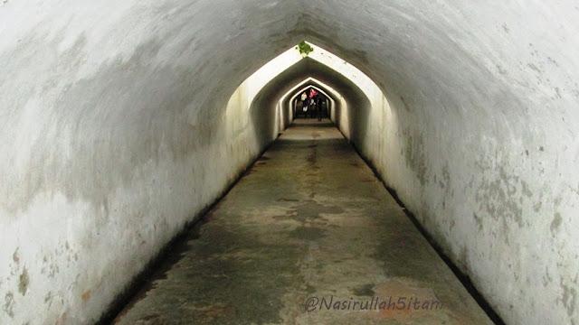 Terowongan di Tamansari