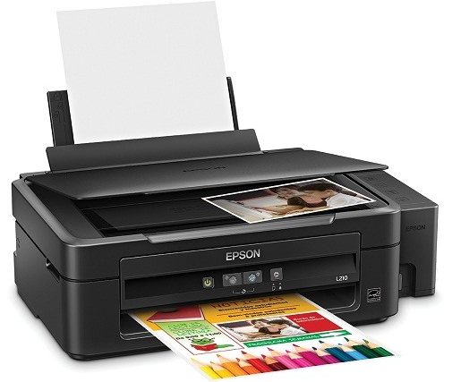 Printer Epson L210 Free Driver Download