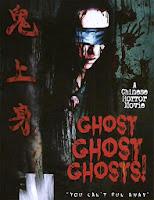Ghost Ghost Ghost! (2013) online y gratis
