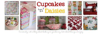 Cupcakes 'n Daisies
