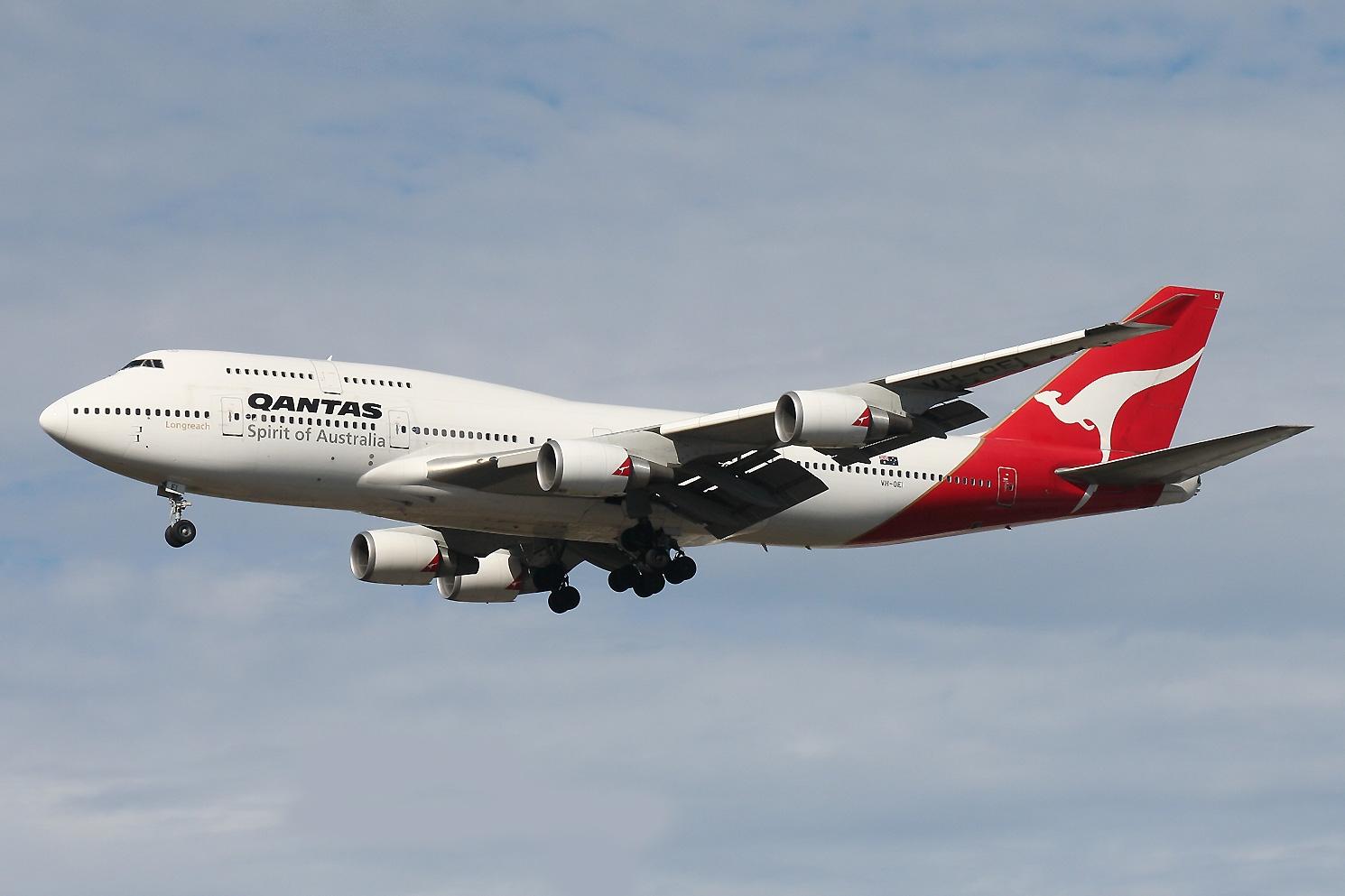 qantas flights - photo #28