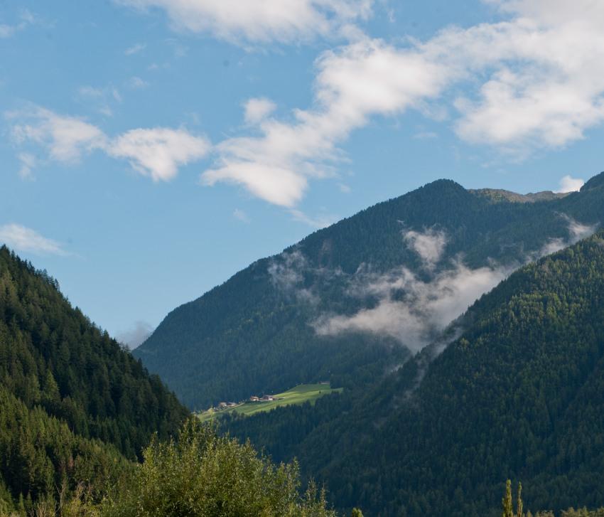 Alpen, Ahrntal, Südtirol, Italien