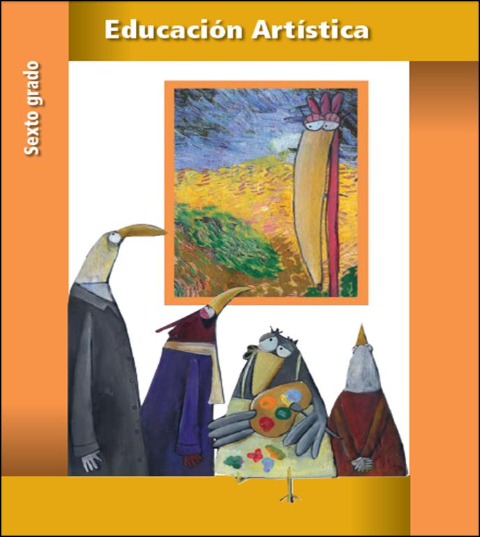 Libro de texto de español para educación artísticas grado (2013 - 2014)