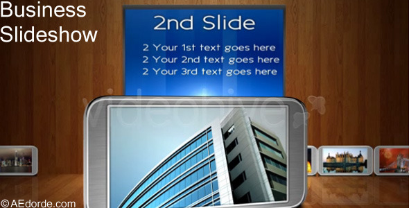VideoHive Business Slideshow