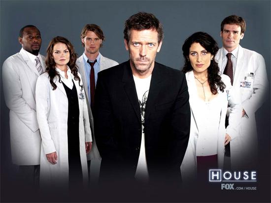 La fin de la série Dr House
