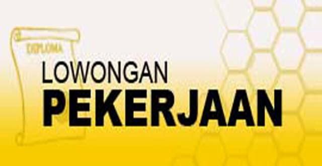 Kabar LOWONGAN KERJA Banten Oktober 2013 Terbaru