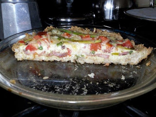 Easy Breakfast Quiche